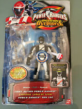 Power rangers Operation overdrive figure black ranger  new in box