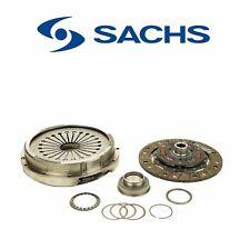 Porsche 944 S/S2 Clutch Kit (Spring Hub Disc) OEM SACHS Plate Release Bearing
