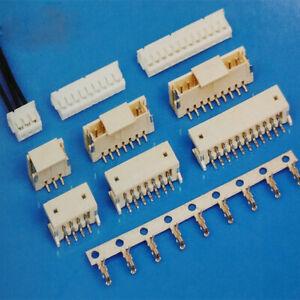 ZH1.5MM Female Housing Connector Plug Socket 2P/3P/4P/5P/6P/7P/8P/9P/10P