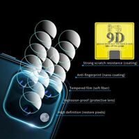 For iPhone 11 Pro Max Back Full Cover Lens Tempered Glass Film Camera Protector