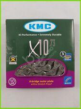 KMC X10.73 10-fach Kette 114 Glieder 5,88 mm X 10 73 MTB 268 g Schaltungskette