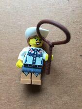 Lego Mini Figure Series 8 Cow Girl