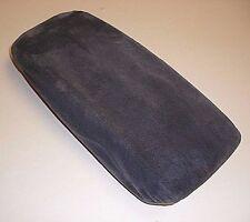 1999 98 99 2000 01 02 Honda Accord Console Lid Latch Arm Rest Gray Cloth Hinge