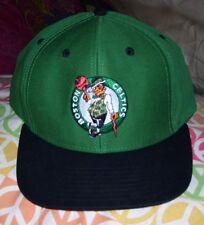 Boston Celtics adidas snap back hat new with sticker