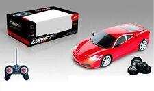 Remote Control Drift King Car Silver