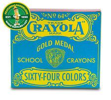 Crayola Pop Art Vintage Box of 64 Crayons 82-5250
