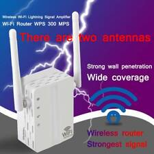 300Mbps WPS Wireless WiFi WLAN Repeater Verstärker Range Extender Router 2,4 GHz