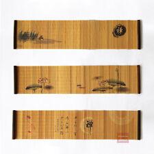 1pc Chinese Handmade Tea Art Service Bamboo Weaving Teapot Tea Cup Pad 42*10cm