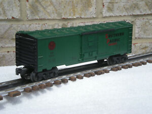 Lionel Southern Pacific (SP) Box Car   (6-19233)
