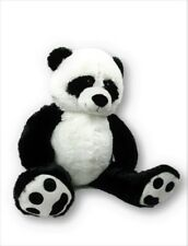 XXL Panda Bär Teddybär 1m riesen groß Kuscheltier 100 cm Teddy Pandabär