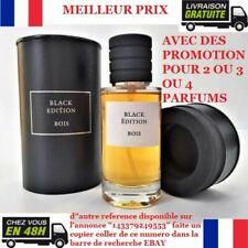 Parfum collection privée n°1 bois note d'argent black édition  ENVOI  COLISSIMO.