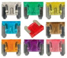 Micro Blade Fuses 9pc Assortment Pack - Car Electrical Replacement Blown Fuses