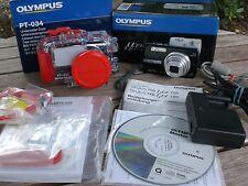Olympus (µ) Mju 750+ PT 034 UW-Gehäuse
