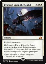 Descend upon the Sinful Shadows Over Innistrad MTG Mint