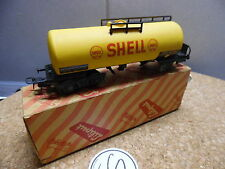 HO – LILIPUT – Wagon citerne SHELL en boite