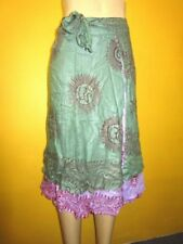 Cotton Hand-wash Only Wrap, Sarong Skirts for Women