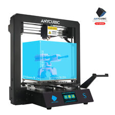 More details for anycubic mega-s 3d printer upgraded full metal with patented heated bed uk plug