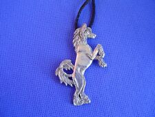 Chinese Crested necklace Up #22B Pewter Toy Dog Jewelry by Cindy A. Conter