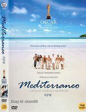 Mediterraneo (1991, Gabriele Salvatores) DVD NEW