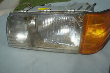 Mercedes W126 S-Class 560SEL 500 420 BOSCH Euro Left Headlight Turn Signal OEM