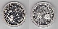 "KIRIBATI & SAMOA – SILVER PROOF 5$ +5 TALA ""BROKEN"" COINS 1997 YEAR KM#24 KM#117"