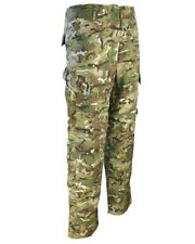 ASSAULT TROUSERS ACU STYLE BTP ARMY MILITARY SURPLUS COMBAT WORKWEAR