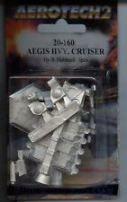 Battletech Aerotech 2 Aegis Heavy Cruiser (3057) MINT Iron Wind Metals