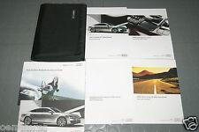 2012 Audi A7 Owners Manual - SET!!!!! (w/Navigation Manual)