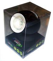 Ranex LED Leuchte Schwarz - Stimmungsleuchte mit Farbwechsler, Touchfunktion
