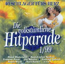 La folcloristiche Parade 1/99/2 CD-set-top-stato