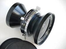 Schneider Super-Angulon 90mm f/8 Lens in Synchro-Compur 0 Shutter