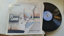 Chameleons U.K. Script of The Bridge static uk lp '83 w/lyric oop vinyl statlp17