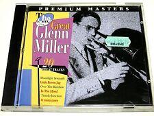 cd-album, Glenn Miller - The Great, 20 Tracks