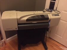 Hp Designjet 510 24 Printer With Stand Great Working Condition Ch336a