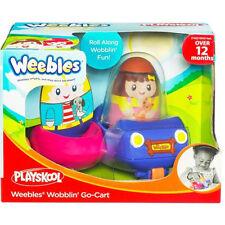 Playskool Weebles Wobblin Go-Cart