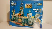 Famosa Disney Heroes The Sword in The Stone Playset 2004 - La Spada nella Roccia