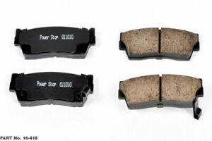 Disc Brake Pad-Evolution Ceramic Front POWER STOP 16-418