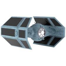 Hallmark Darth Vaders Tie Fighter Keepsake Star Wars Story Teller Movie Clip NIB