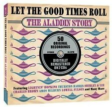 Various Artists - Let the Good Times Roll-Aladdin Story / Various [New CD] UK -