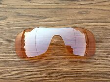 Inew Orange tinted Replacement Lenses For-Oakley antix