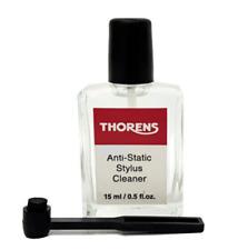 More details for thorens anti-static stylus cleaner fluid 15ml / 0.5fl.oz.