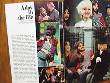 1970 TV Guide (RINGO STARR/ROWAN AND MARTIN'S LAUGH-IN/JULIET  MILLS/DAN  ROWAN)