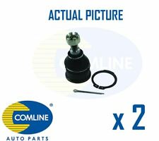 2 x NEW COMLINE FRONT LOWER SUSPENSION BALL JOINT PAIR OE QUALITY CBJ7040
