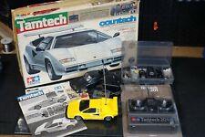 Tamiya Vintage Tamtech Lamborghini Countach 47007