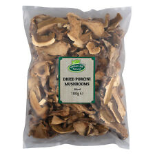 Dried Porcini Mushrooms Sliced 100g