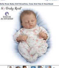 ashton drake dolls Breathing Doll New In Box