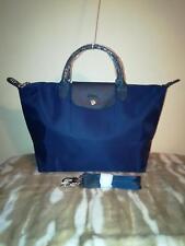 Longchamp Le Pliage NEO Medium Navy Blue #556 Brand NEW