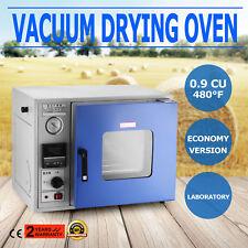 0.9Cu Ft 23L 480F 250°C Lab Vacuum Drying Oven Economy Version