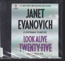 LOOK ALIVE TWENTY-FIVE by JANET EVANOVICH ~UNABRIDGED CD AUDIOBOOK