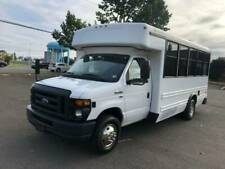 2015 FORD E-450 SCHOOL/CHARTER BUS SCHOOL ACTIVITY BUS 44500 ORIGINAL MILES